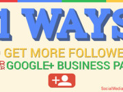 11 Ways to Get More Followers