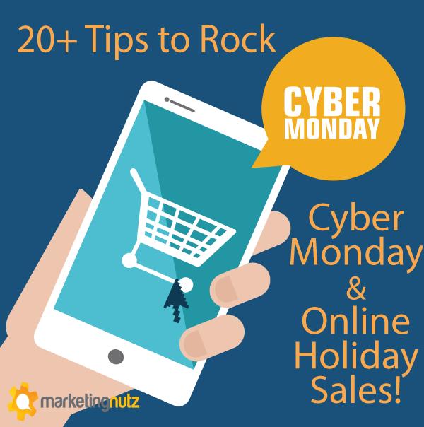 Cyber Monday Social Media Marketing